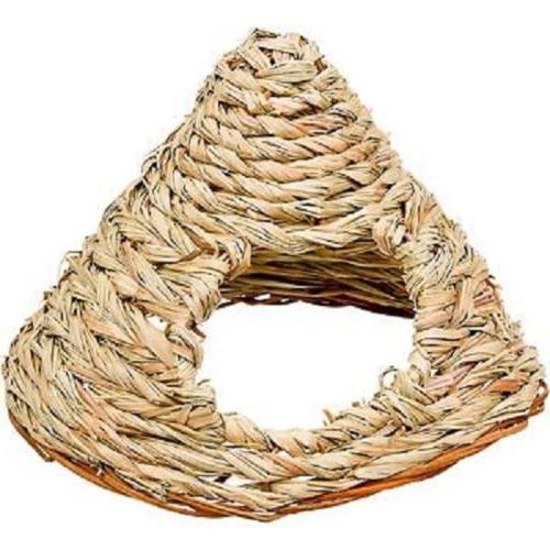 天然手工编织草屋