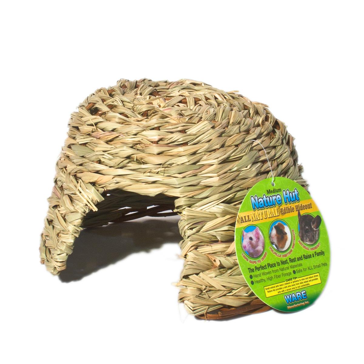 柳树编织鼠屋