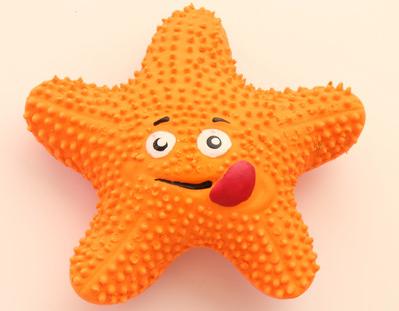 Squeaky starfish